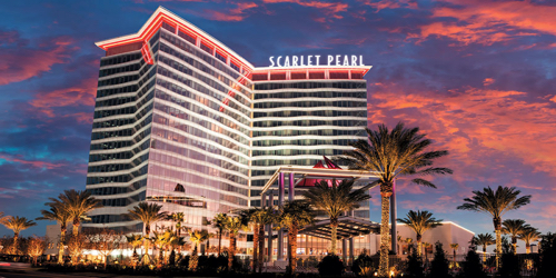 Scarlet Pearl Casino Resort Golf Package