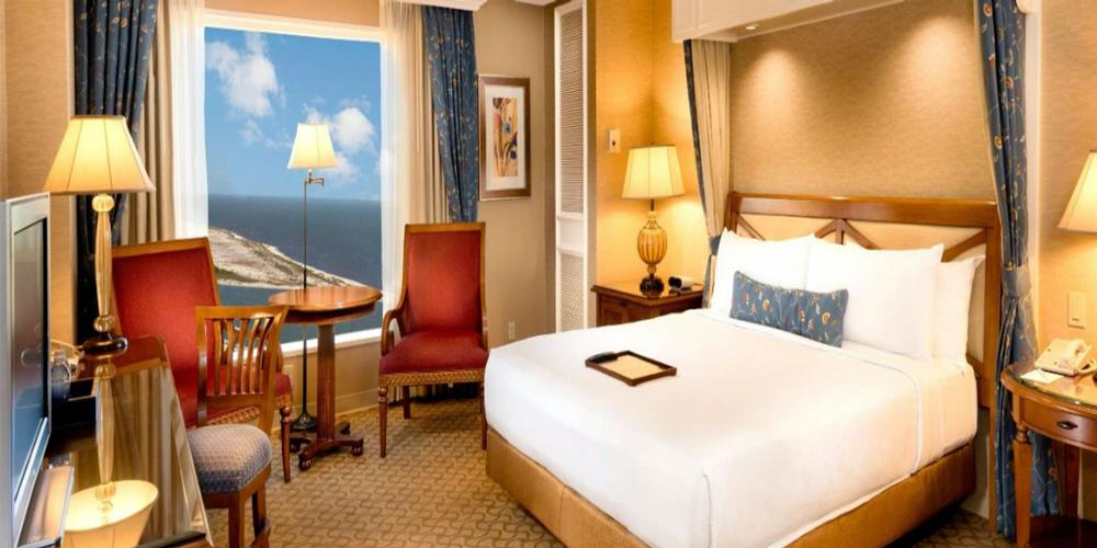 Beau Rivage Hotel Deluxe King - Ocean View