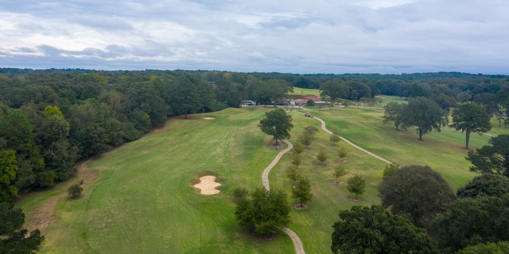 The Ole Miss Golf Course, Oxford