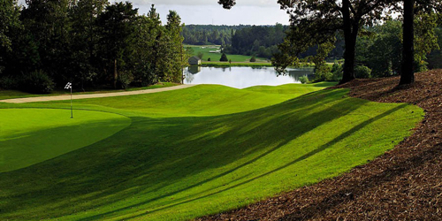 The Country Club of Oxford Mississippi golf packages