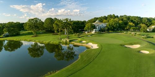 Old Waverly Golf Club Mississippi golf packages