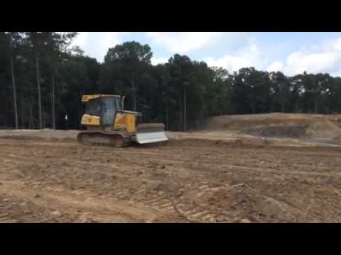 Gil Hanse Shaping #4 At Mossy Oak Golf Club